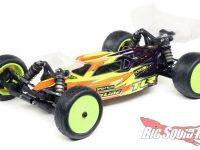 TLR 22 5.0 DC Race Roller 2WD Buggy Kit