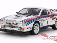 Tamiya RC Re-Release Lancia 037 Rally TA02S