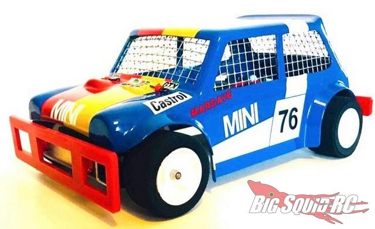 Team Mardave Mini 50 RC