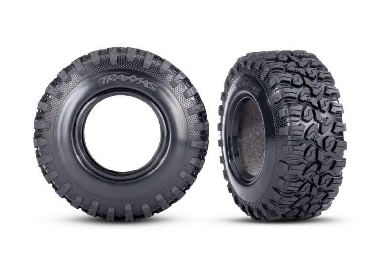 Traxxas Canyon RT Low-profile R/C Crawler Tires