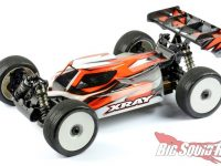 XRay RC 2021 XB8E Buggy Kit