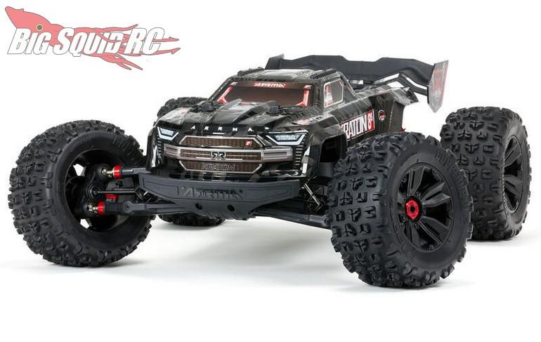 ARRMA 5th Kraton 8S EXB Roller