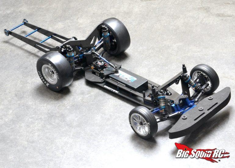 Exotek Racing TX Vader Drag Chassis Conversion Kit