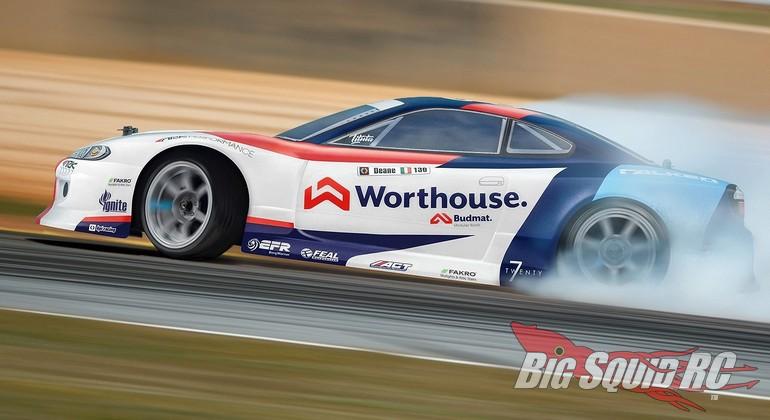 HPI Racing Team Worthhouse Nissan Silvia S15 RS4 Sport 3 Drift