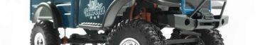 HobbyPlus RC 18 CR18 Harvest RTR Crawler