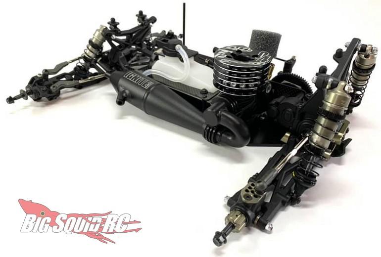 Ignite Design Nitro Truck Conversion Kit TLR 22T 4.0