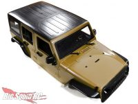 Integy JW10-S Hard Plastic Body Kit RC Rock Crawling