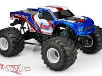 JConcepts 2020 Ford Raptor Summit Racing Bigfoot 21 Body