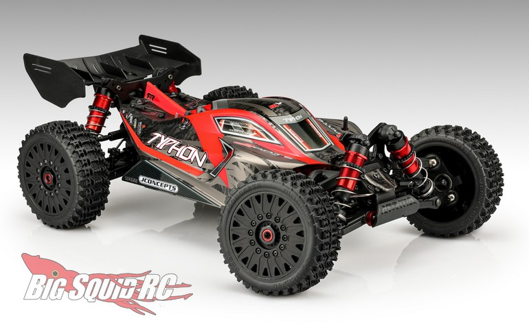 JConcepts Magma RC Buggy Tires