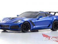 Kyosho Mini-Z Chevrolet Corvette ZR1 Racing