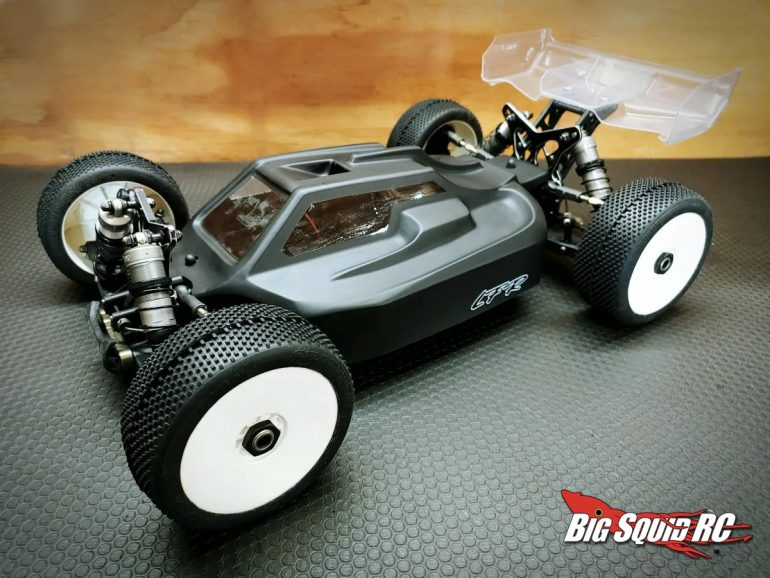Leadfinger Racing A2.1 Tactic Body
