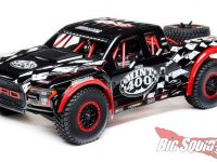 Losi Ford Raptor Baja Rey, Mint 400 Limited Edition