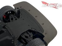 Luxury RC Carbon Fiber Front Splitter ARRMA Infraction