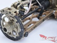 MCD Racing RC 5th Scale Hydrax Working Disc Brakes