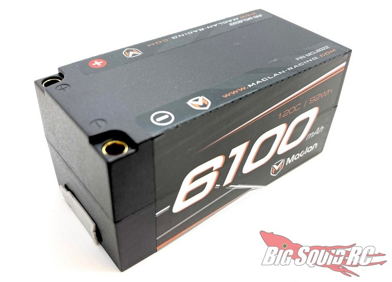 Maclan Racing Graphene HV 4S Shorty 6100 mAh LiPo