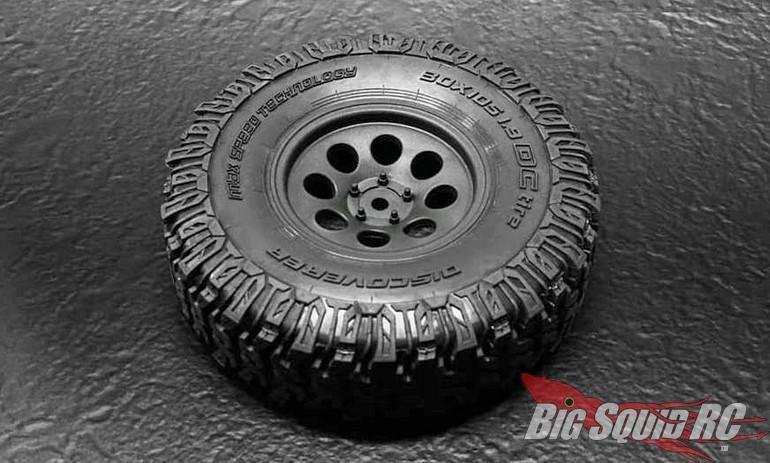 Max Speed Technology RC 30X105-1.9 DC Rock Crawler Tires