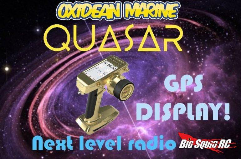 Oxidean Marine Quasar Radio Preview