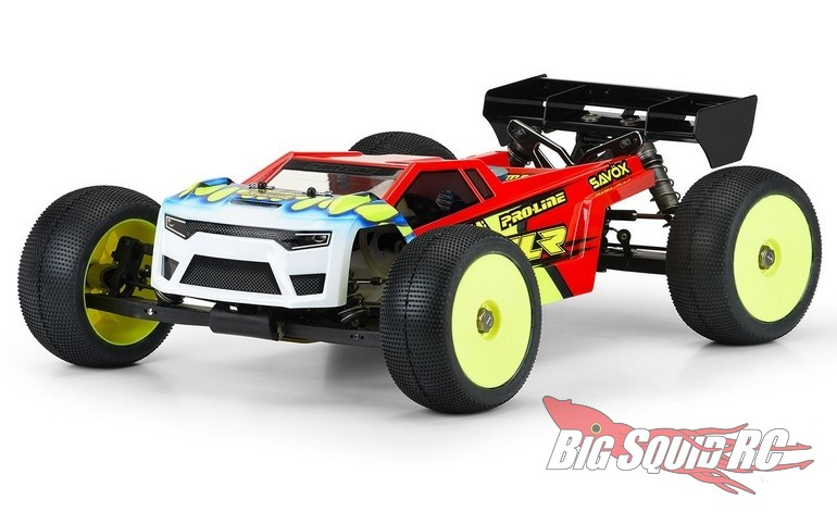 Pro-Line Axis T Body TLR 8IGHT-XT XTE