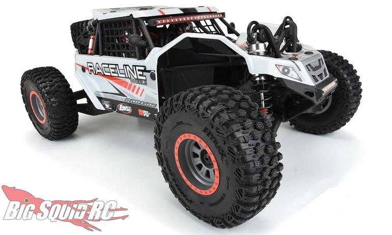Pro-Line Hyrax XL 2.9 Tires Super Rock Rey