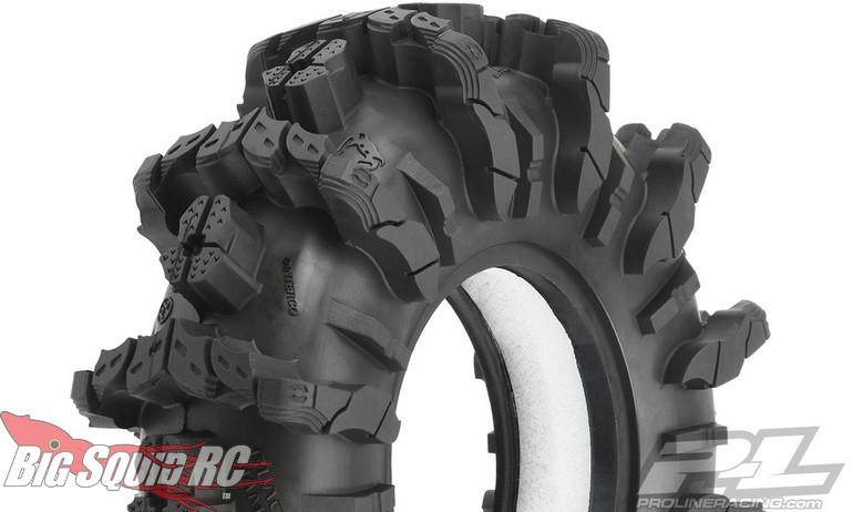 Pro-Line Interco Black Mamba 2.6 Mud Terrain Tires