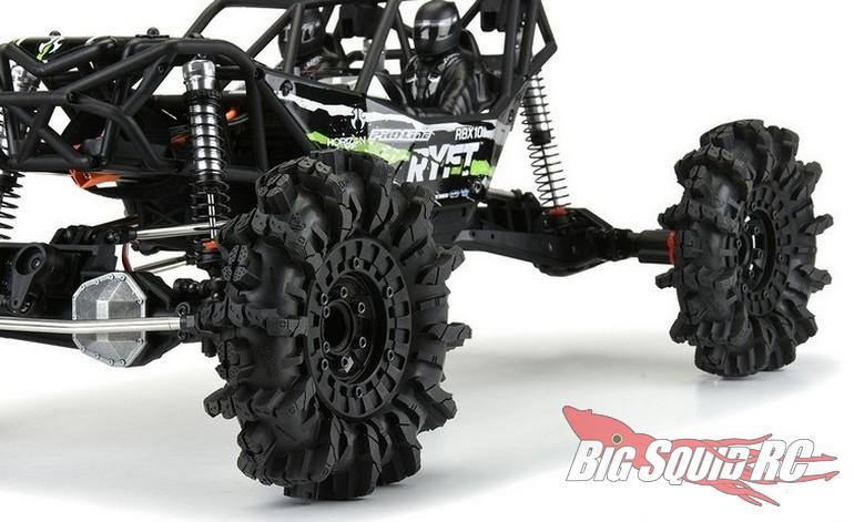 Pro-Line Vice CrushLock 2.6 Bead-Loc 6x30 Mud Wheels