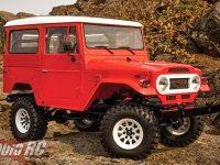 RC4WD Gelande II RTR Red Cruiser Body Set