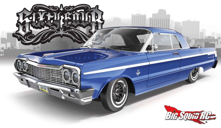 Enter to win a Redcat SixtyFour Lowrider from Redcat Racing