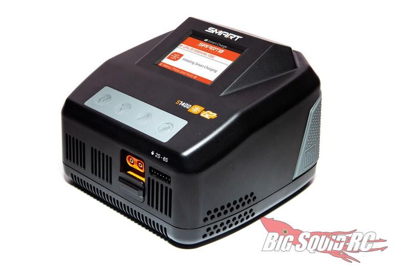 Spektrum S1400 G2 Smart Battery Charger RC