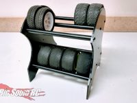 T-Bone Racing Mini Tire Rack