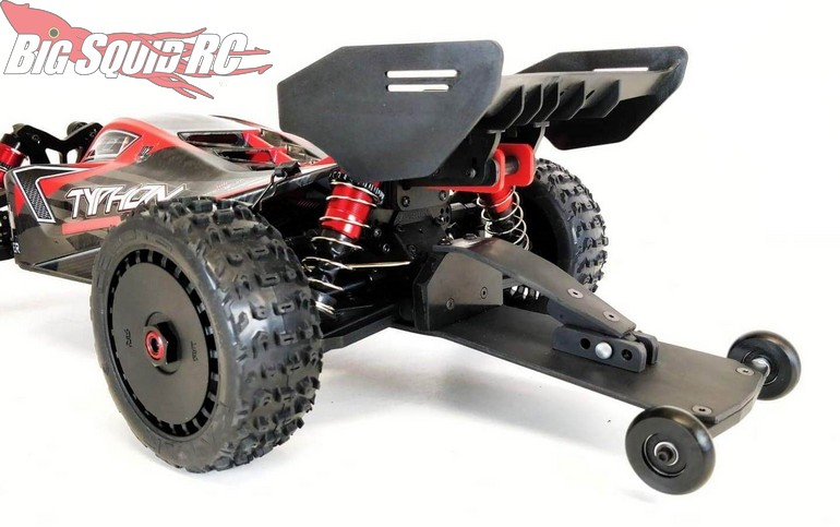 T-Bone Racing Speed Run Wheelie Bar ARRMA 6S