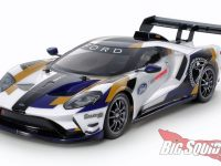 Tamiya 2020 Ford GT MK.II Clear Body