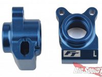 Team Associated FT Aluminum Rear Hubs B6.2 B74.1