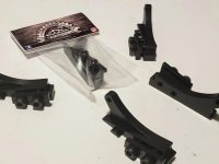 Team Garage Hack GOAT Axle Panhard Mount for the Axial Capra