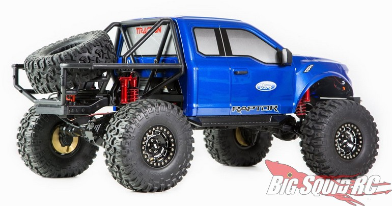 Traction Hobby 8th Scale Cragsman C Pro Founder II Pro