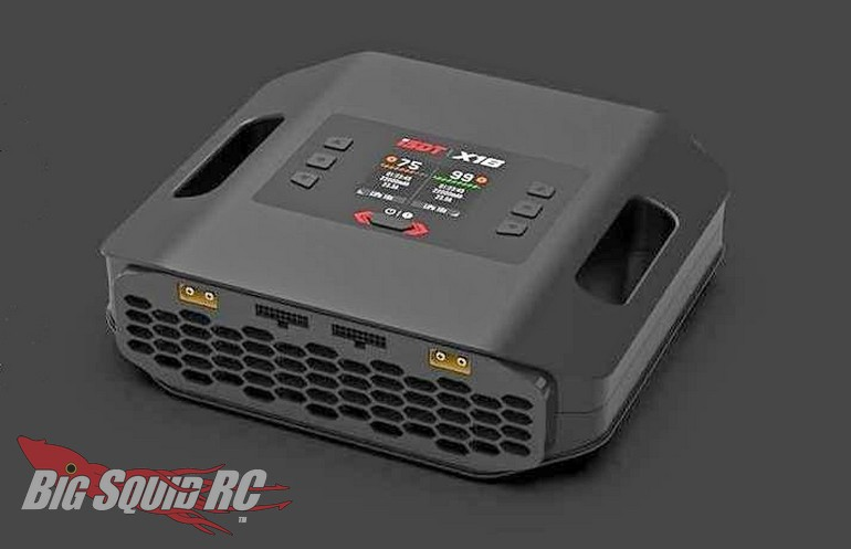 iSDT X16 Dual Port Charger
