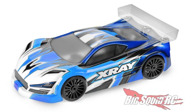 2022 XRay RC GTXE On-Road Kit