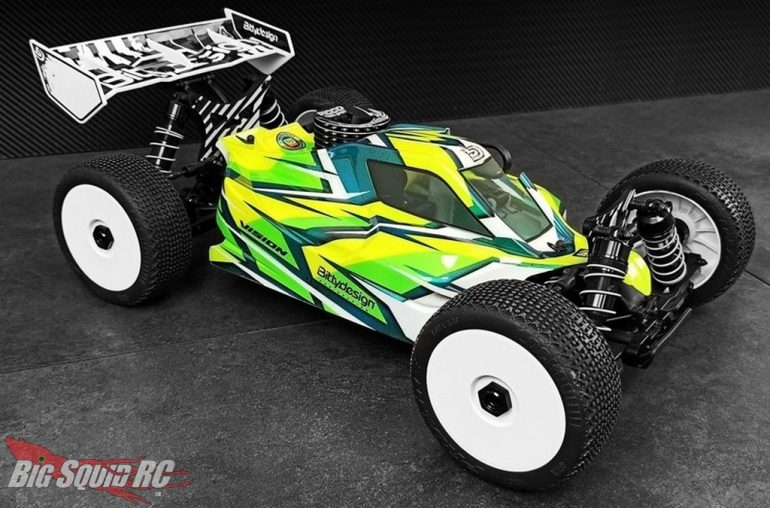 Bittydesign Vision Series Buggy Body For JQ The Car