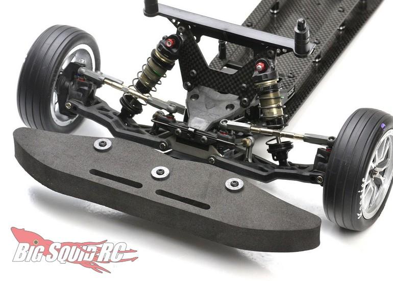 Exotek RC Eliminator Heavy Duty Bumper Set TLR 22