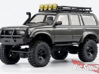 FMS Toyota LC80 Land Cruiser 18 Scale Crawler