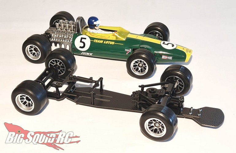 Fenix Racing RC Classique 2 F1 Car Kit