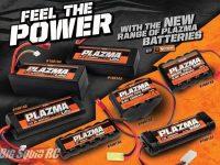 HPI Racing Plazma LiPo Batteries RC