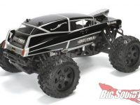 HPI Racing Grave Robber Monster Truck Body RC