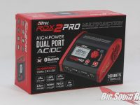 Hitec RDX2 Pro High Power Dual Port Charger Review
