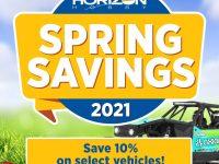 Horizon Hobby Spring Savings 2021