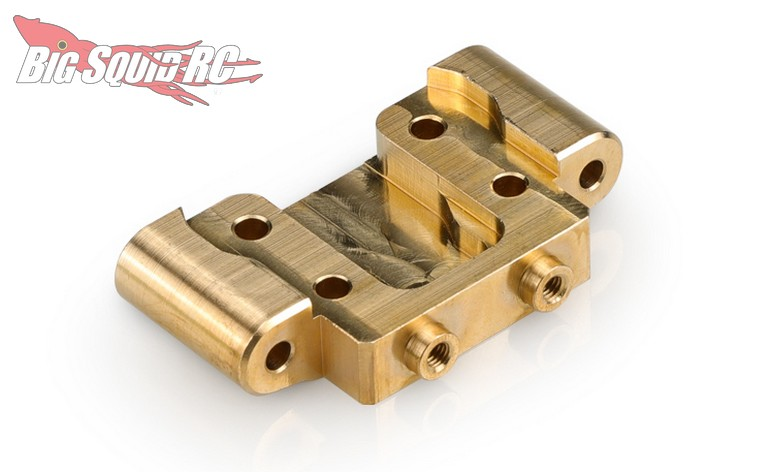JConcepts Brass Bulkhead Associated DR10