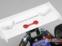 JConcepts RM2 Bridge 8th Red Wing Button