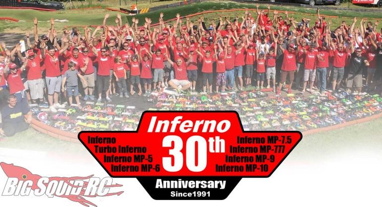Kyosho Inferno 30th Anniversary