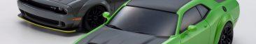 Kyosho RC Dodge Challenger SRT Redeye Mini-Z