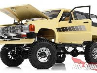 Limited Edition RC4WD Trail Finder 2 RTR 1985 Toyota 4Runner Hard Body