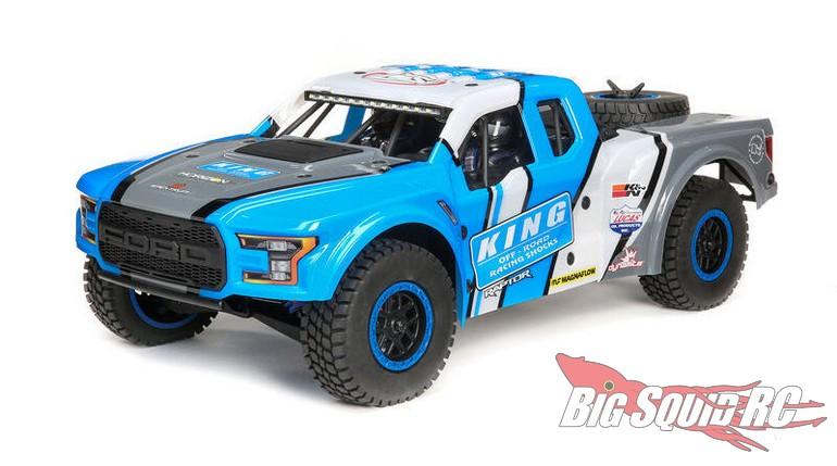 Losi Updated Ford Raptor Baja Rey RTR Smart